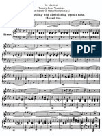 Marchesi Vocalises (mezzo o soprano)