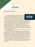 Agatha Christie - Oglinda Prevestitoare