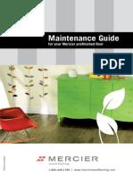 Maintenance of Solid Wood Flooring