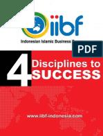 4 Disiplin Sukses - Happy Trenggono