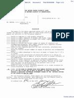 LEDWITH v. BROOKS et al - Document No. 2