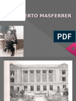 ALBERTO MASFERRE EXPOSICION
