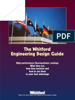 Whitford Engineering Design Guide