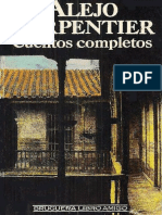 Cuentos Completos - Alejo Carpentier