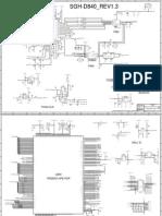 Samsung Sgh-d840 Schematics