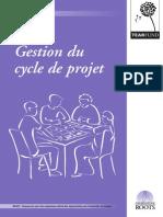 GESTION CYCLE DE PROJET +++