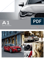 Audi A1 Misc Documents-Brochure