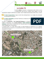 Scheda Tratta T3 Totale Linea C