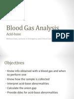 Bg Analysis