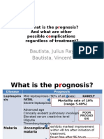 5. Prognosis and Complications