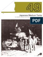 Afv Weapons Profile 49 Japanese Medium Tanks