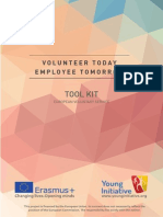 Volunteer Today, Employee Tomorrow EVS ToolKit