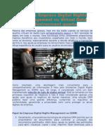 Papel Da Empresa Digital Rights Management No Virtual Data Environment Quarto