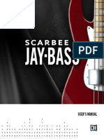 Scarbee Jay-Bass Manual English