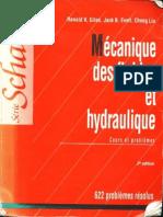 mecanique des fluides et hydraulique