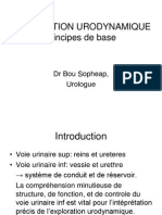 Exploration Urodynamique 1