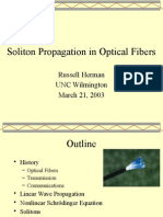 Optical Soliton