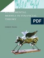 Fundamental Models in Financial Theory.pdf