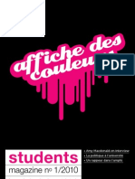 Students.ch MAG 2010 1 FR
