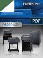 P8000 Brochure