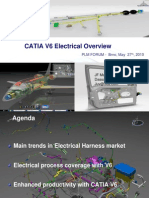 Dassault Systemes - CATIA V6 Electrical