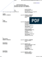 United States District Court Eastern District of Pennsylvania DOCKET 15