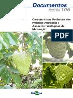 CARACTERÍSTICAS BOTÂNICAS DAS PRINCIPAIS ANONÁCEAS E ASPECTOS FISIOLÓGICOS DE MATURAÇÃO.pdf