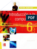 Introducción a La Computación (Todo Color) - Peter Norton - 6ta Ed.