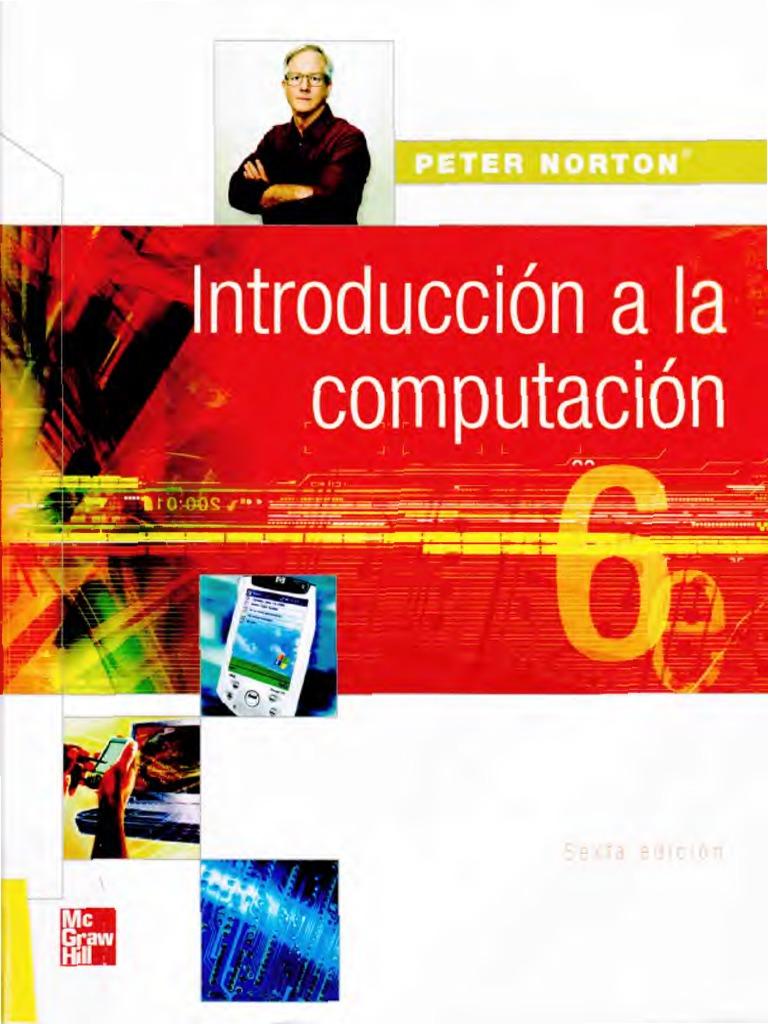 6ta ColorPeter Norton Ed La A Computacióntodo Introducción N0X8nPOkw