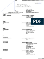 United States District Court Eastern District of Pennsylvania DOCKET 7