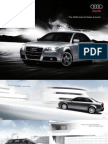 Audi A4 2008 Misc Documents-Brochure