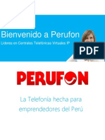 PeruFon (Central Telefonica Virtual)