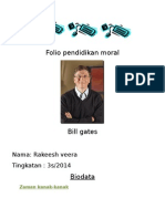 Bill Gates Folio