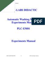 Automatic Washing Machine  Module
