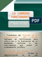 Carrera Funcionaria - Calificaciones