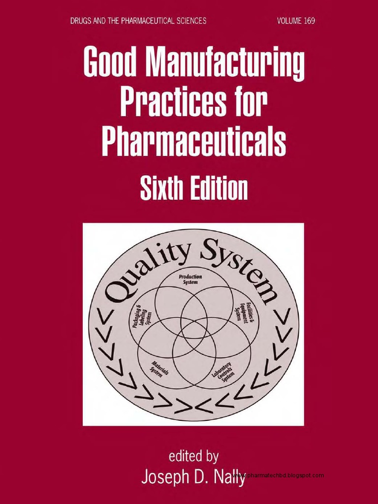 Good manufacturing practices for pharmaceuticals sixth editionpdf good manufacturing practices for pharmaceuticals sixth editionpdf pharmaceutics food and drug administration fandeluxe Images