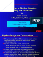 OFPL-OnPL-WLD - Prs - Advances in Pipeline Materilas Welding and Inspection - EWI