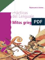 Practicas Del Lenguaje Mitos Griegos Alumno