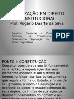 90atualiza o Em Direito Constitucional