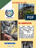 Vida de Jesucristo El Greco - Inglés-PDF