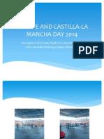 Europe and Castilla-la Mancha Day 2014