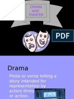 Features in Drama
