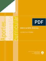 Diseño Curricular Titeres