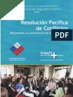 Resolucion Pacifica de Conflictos