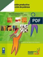 INNOVACION PRODUCTIVA Y REDUCCION DE POBREZA - 1 - 2006 - PNUD - PORTALGUARANI