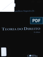Paulo Hamilton Siqueira Junior - Teoria Do Direito - 3º Edição - Ano 2012