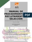 Manual de Procedimiento de Reclutamiento y Selección Amg