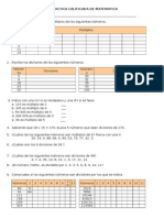 PRACTICA de Multiplos y Divisores