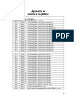 Registros Modbus NGC8200 Dual Unit Series
