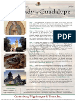 Our Lady of Guadalupe Sample Pilgrimage